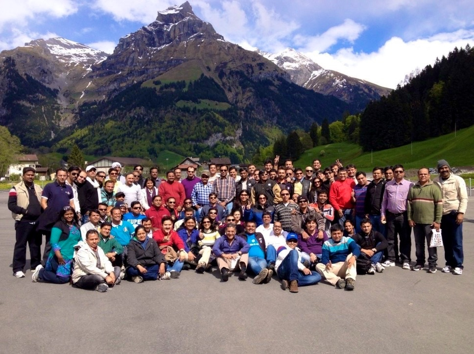 Group titlis